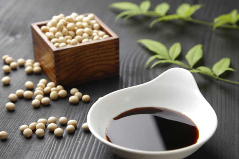 Image photo of soy sauce