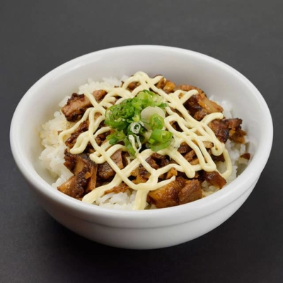 Food image of RAKKAN RAMEN, Grilled Pork Bowl
