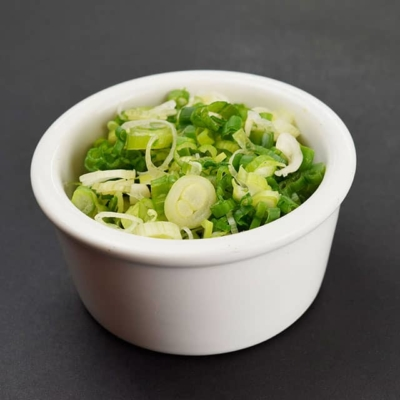 Food image of RAKKAN RAMEN, Topping, Green Onion