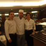 old photo of Mr. Ryohei Ito who is a founder and CEO of RAKKAN USA Inc.