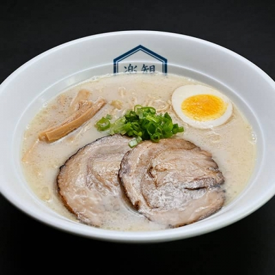 "RAKKAN ""Umami"" Ramen: Quartz, Side view"
