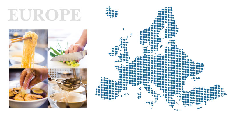 "Image for the article ""We are planning to expand our franchisee in Europe.""."